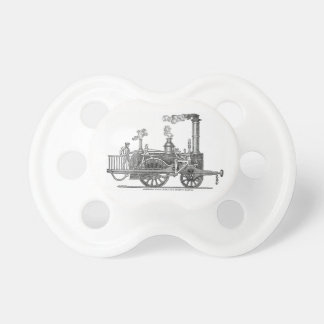 Early Steam Locomotive Pacifier