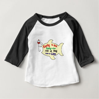 Early to Bed Baby T-Shirt