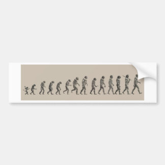 EarlyMan Bumper Sticker