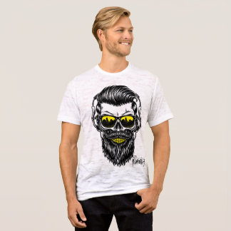 Earphone Skull T-Shirt
