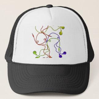 Earphones Trucker Hat