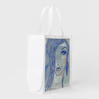 Earrings Reusable Bag