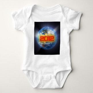 Earth 2012 baby bodysuit
