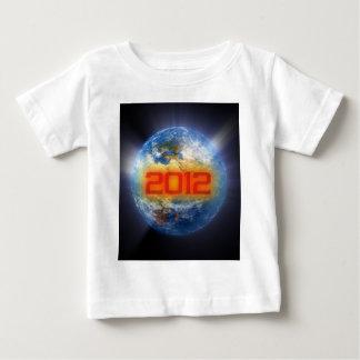Earth 2012 tee shirt