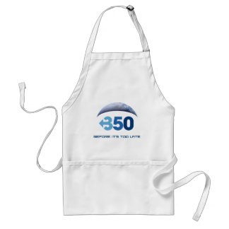 Earth 350 standard apron