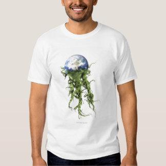 Earth 5 tee shirt
