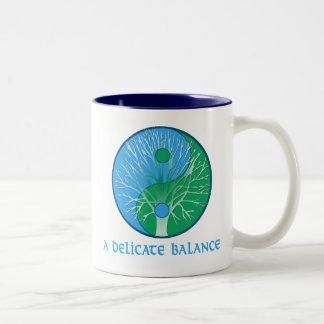 Earth,  A Delicate Balance Tshirts, Mugs