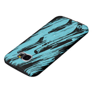 Earth Aerospace Force: Jets Samsung Galaxy S6 Cases