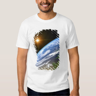 Earth and a Bright Star 3 T Shirts