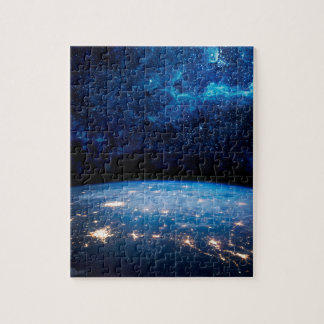 Earth and Galaxy Puzzle