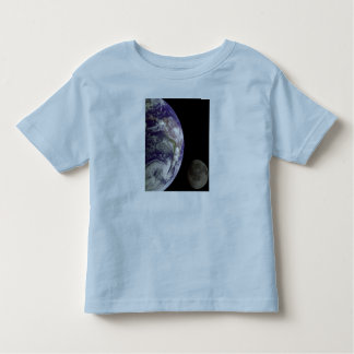 Earth and Moon by Galileo Kids Clothes Toddler T-shirt