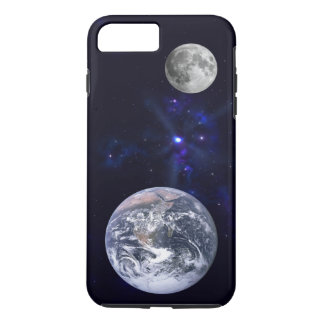 Earth and Moon iPhone 7 Plus Case