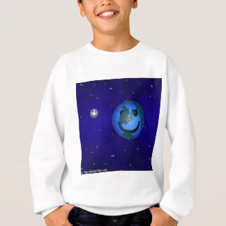 Earth and Moon T-shirts