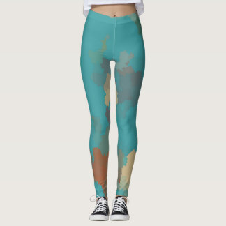 Earth and Sky Leggings
