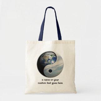 Earth and Sky Yin Yang