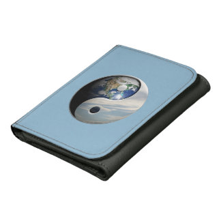 Earth and Sky Yin Yang Wallets