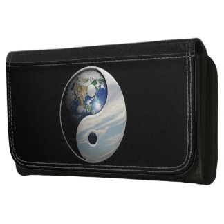 Earth and Sky Yin Yang Women's Wallet
