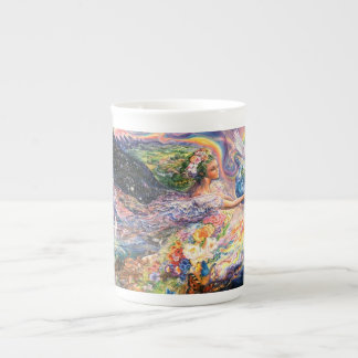 Earth Angel China Mug