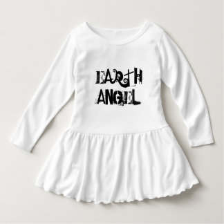 Earth Angel, Sweet Little Girl Dress Tee Shirt
