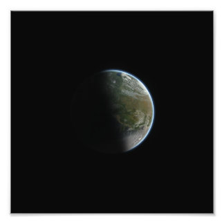 Earth art photograph