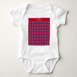 earth baby bodysuit