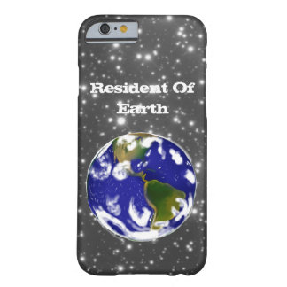 Earth Barely There iPhone 6 Case
