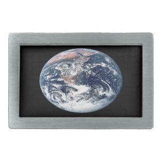 Earth Belt Buckle