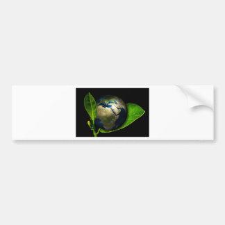 Earth Bumper Sticker