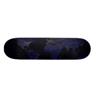 Earth By Night Skate Decks