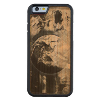 Earth Carved Cherry iPhone 6 Bumper Case