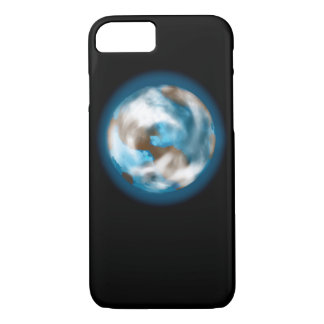 Earth cell phone case