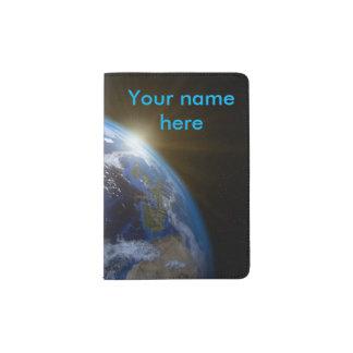 Earth Citizen Passport Cover