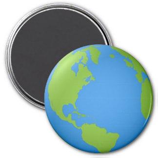 Earth Classic 3D Magnet