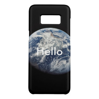 Earth Close up Hello Case-Mate Samsung Galaxy S8 Case