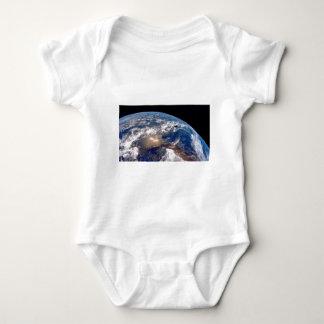 Earth closeup tee shirts