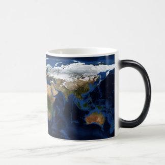 Earth Color Changing Mug