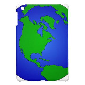 earth cover for the iPad mini