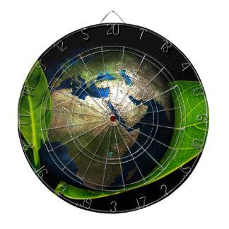 Earth Dartboard