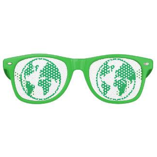 Earth Day, April 22 Retro Sunglasses