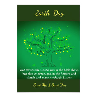 Earth' Day Card