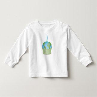 Earth Day Cupcake Tee Shirt