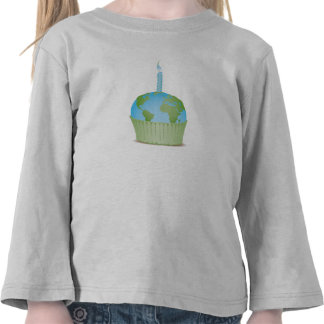 Earth Day Cupcake Shirt