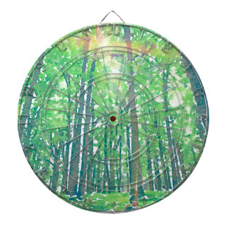 Earth Day Dartboard