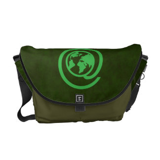 Earth Day, @earth Commuter Bags