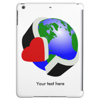 Earth Day Earth Love Cover For iPad Air