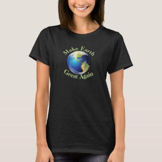 Earth Day Environmental Design Shirt