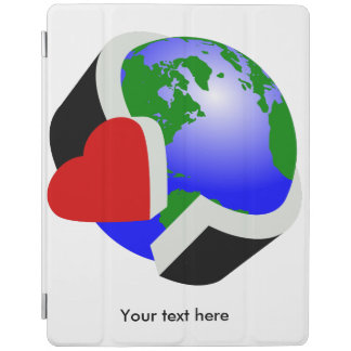 Earth Day Environmental Protection iPad Cover