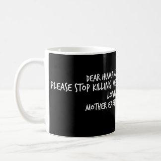 Earth Day Environmentalist Eco Gift Coffee Mug