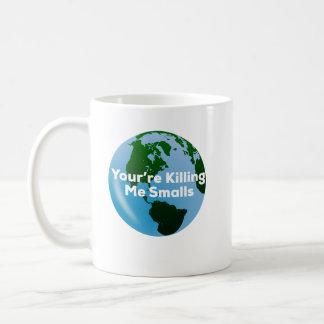 Earth Day Environmentalist Eco Gift Mug