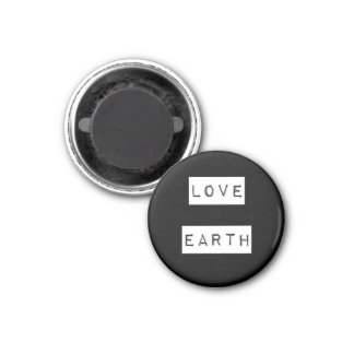 Earth Day Environmentalist Eco Magnet